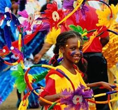 Festival in Habana