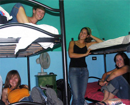 5 youth hostels for backpackers in havana and cuba. Black Bedroom Furniture Sets. Home Design Ideas