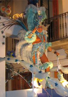 Carnival displays