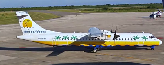 Aero Caribbean Airline – Flights to Cuba