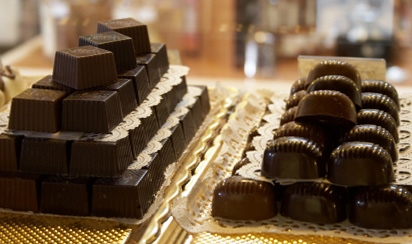 Museo del Chocolate in Havana