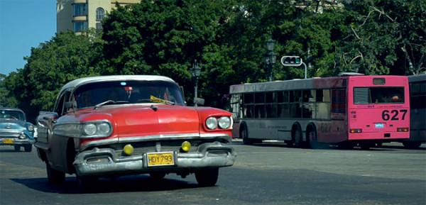 A Typical Day in Havana, Cuba