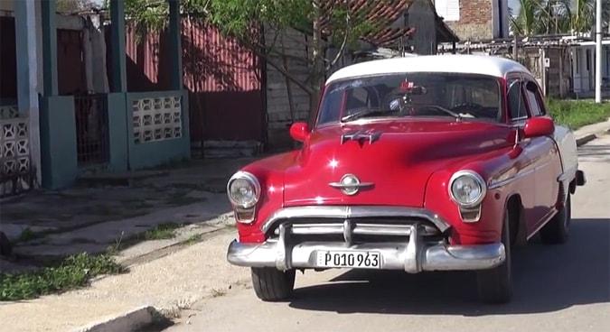 Cuban Chevrolet